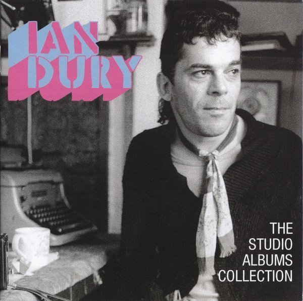 Ian Dury - The Studio Albums Collection