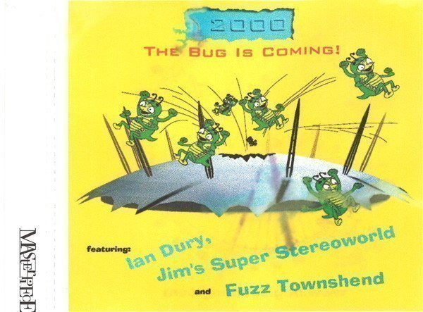 Ian Dury - Y2K The Bug Is Coming