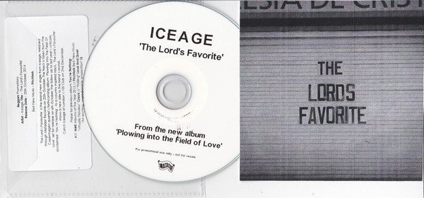 Iceage - The Lord