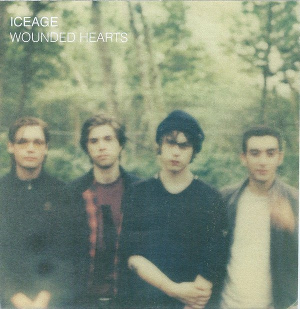 Iceage - Wounded Hearts