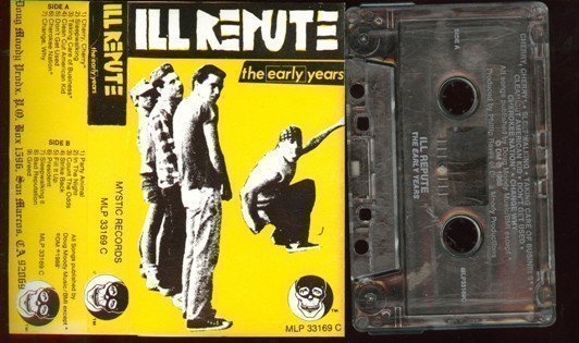 Ill Repute - The Early Years