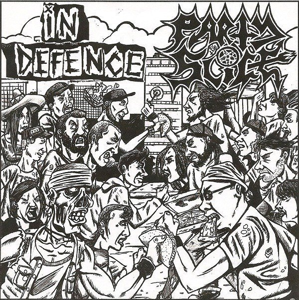 In Defence - In Defence / Party By The Slice