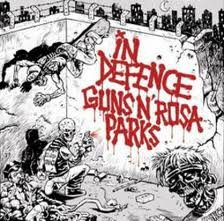 In Defence - Split EP