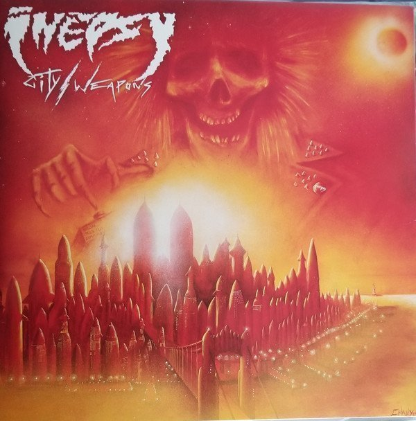 Inepsy - City Weapons