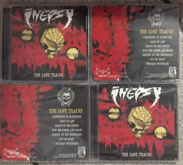 Inepsy - The Lost Tracks