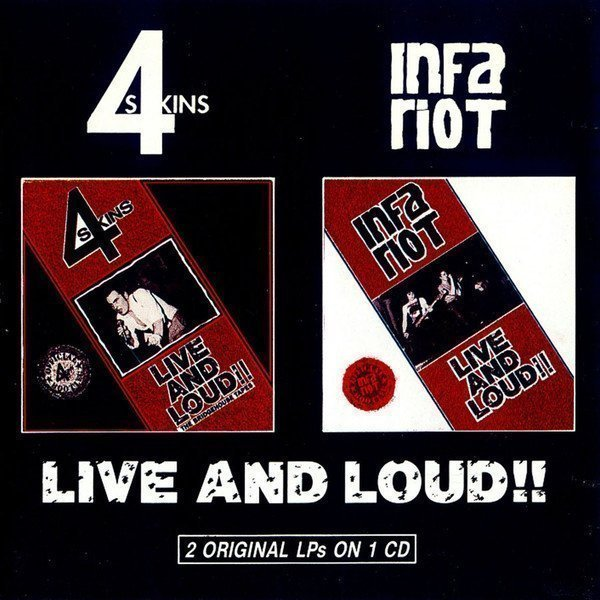 Infa riot - Live And Loud!!
