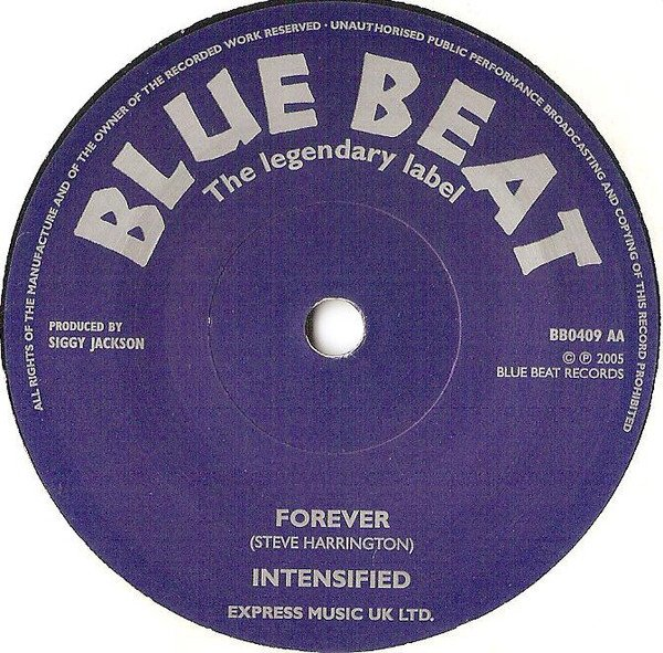 Intensified - Forever / Catch This Beat