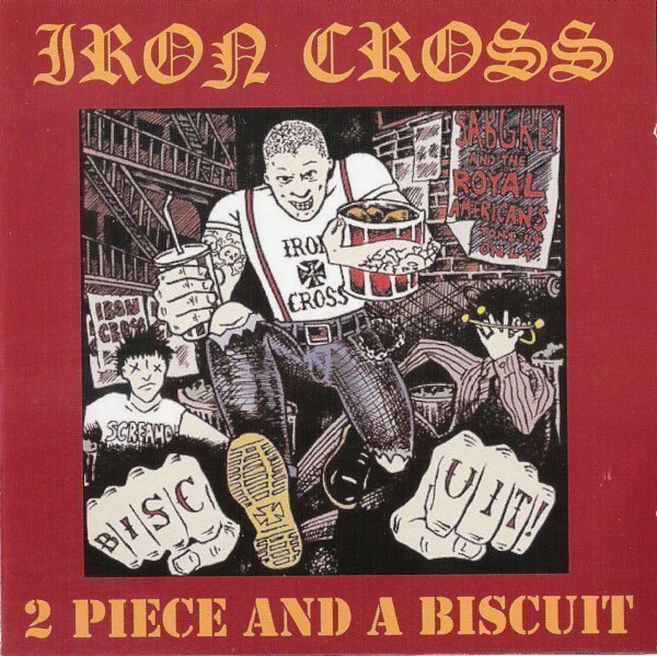 Iron Cross - 2 Piece And A Biscuit
