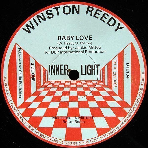 Jackie Mittoo - Baby Love / Instant Buzz