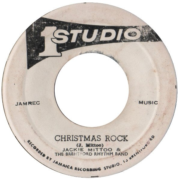 Jackie Mittoo - Christmas Rock / Everyday Skank
