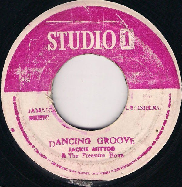 Jackie Mittoo - Dancing Groove / Change Your Ways