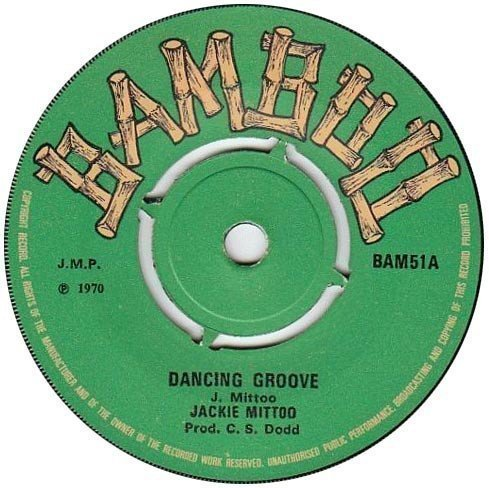 Jackie Mittoo - Dancing Groove / Peanut Butter