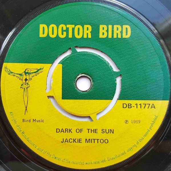 Jackie Mittoo - Dark Of The Sun / Bridgeview