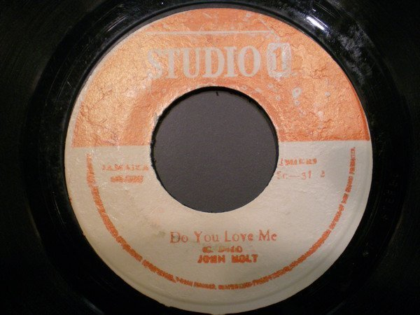Jackie Mittoo - Do You Love Me / Wiver & Lovers