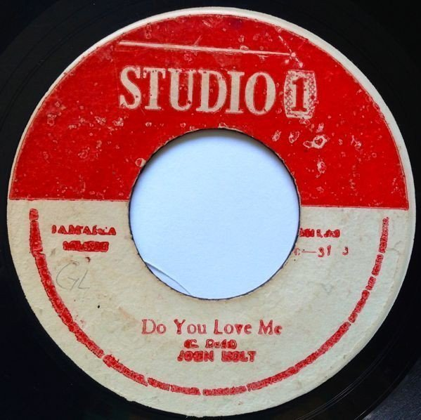 Jackie Mittoo - Do You Love Me / Wives & Lovers