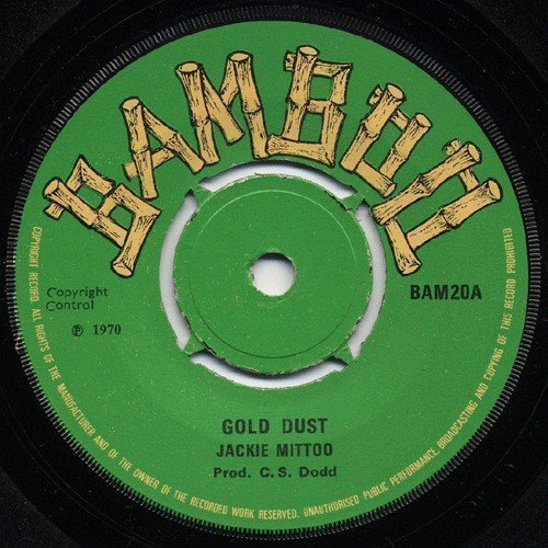 Jackie Mittoo - Gold Dust