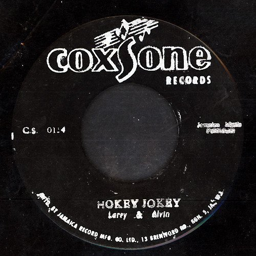 Jackie Mittoo - Hokey Jokey / Black Onion