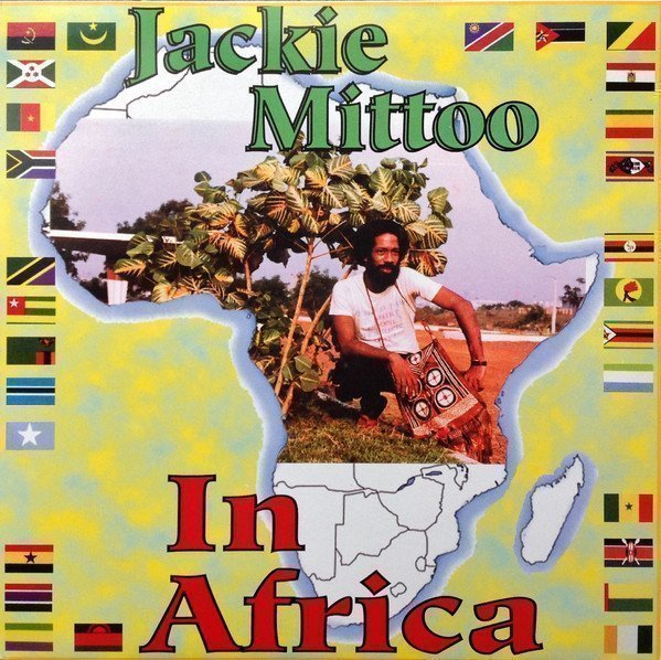 Jackie Mittoo - In Africa