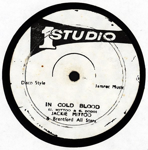 Jackie Mittoo - In Cold Blood / Armagideon