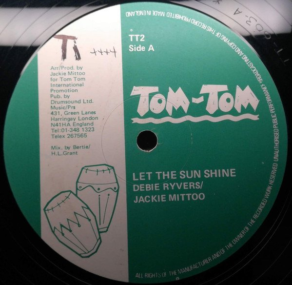 Jackie Mittoo - Let The Sun Shine