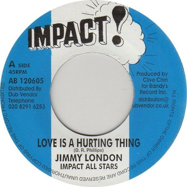 Jackie Mittoo - Love Is A Hurting Thing / Soul & Inspiration