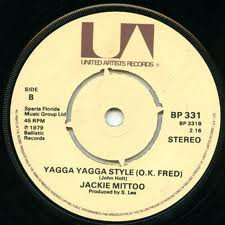 Jackie Mittoo - My Name Is Fred (O.K. Fred) / Yagga Yagga Style (O.K. Fred)