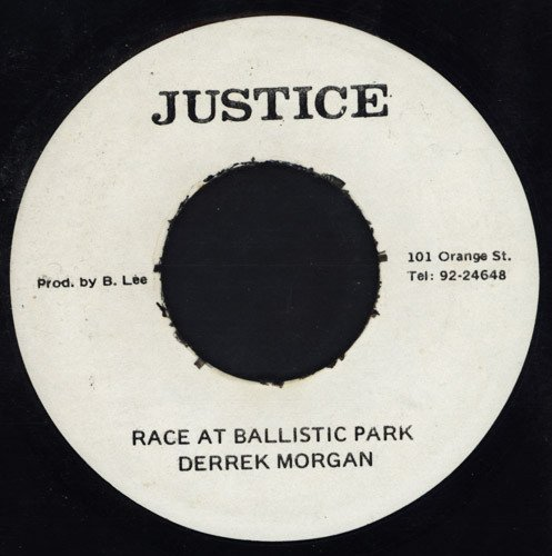 Jackie Mittoo - Race At Ballistic Park / Jackie In Wonderland