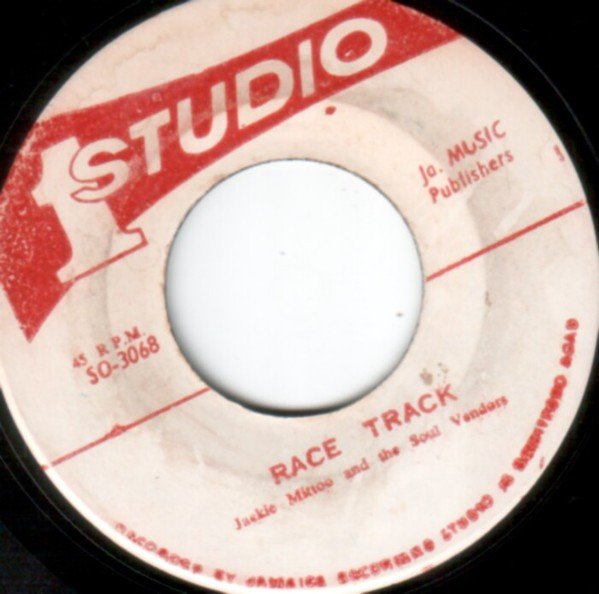 Jackie Mittoo - Race Track / I Don