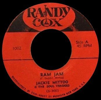 Jackie Mittoo - Ram Jam / Bad Feelings