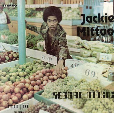 Jackie Mittoo - Reggae Magic