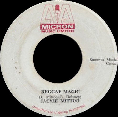 Jackie Mittoo - Reggae Magic / For All We Know