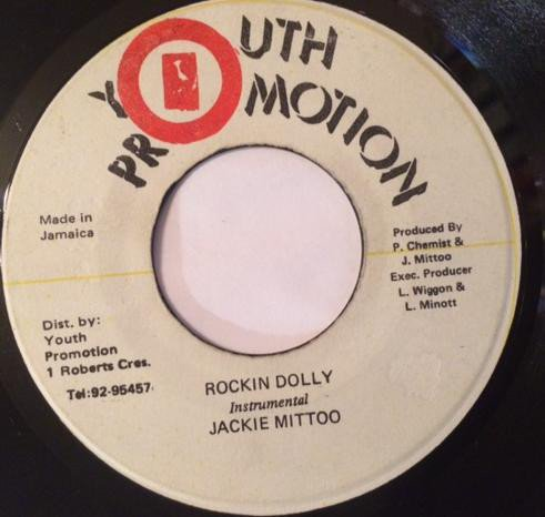 Jackie Mittoo - Rockin Dolly / Dolly Style