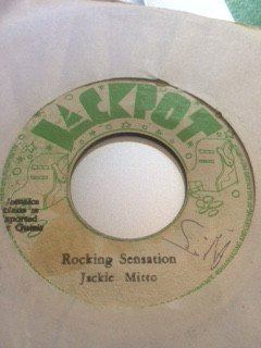Jackie Mittoo - Rocking Sensation / Rock Them Capone
