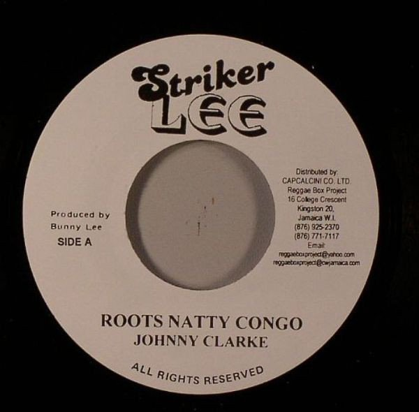 Jackie Mittoo - Roots Natty Congo / Congoman