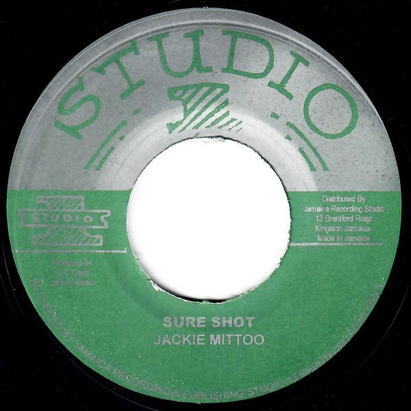 Jackie Mittoo - Sure Shot / Mother Words