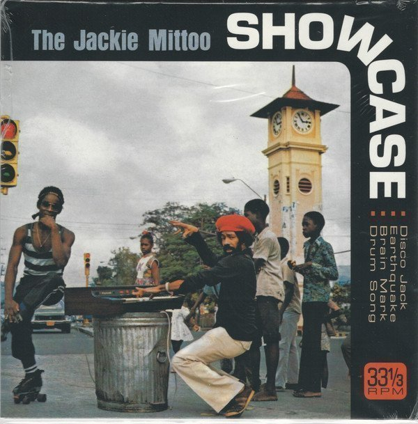 Jackie Mittoo - The Jackie Mittoo Showcase