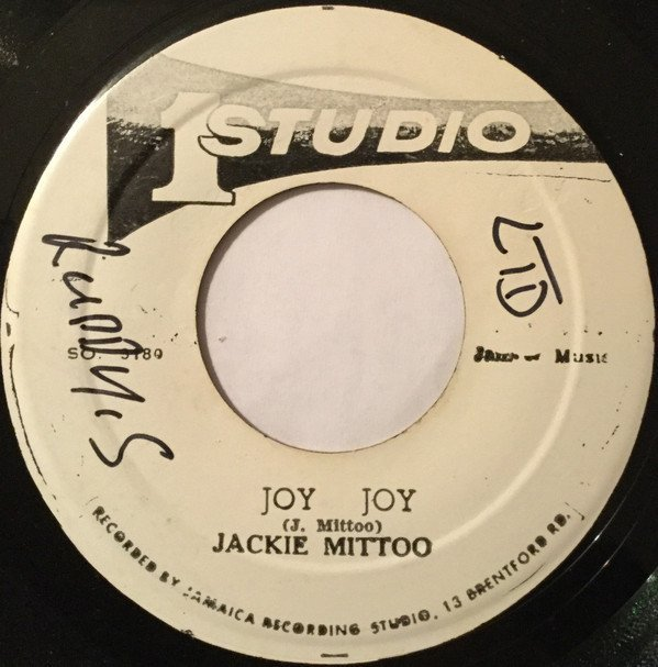 Jackie Mittoo - While Christmas Is Here / Joy Joy