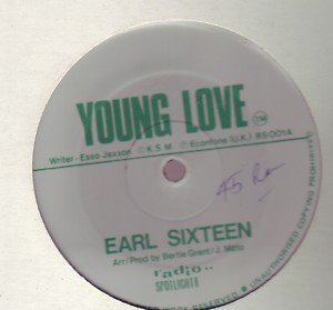 Jackie Mittoo - Young Love / Young Dub