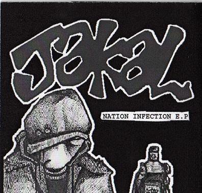 Jakal - Nation Infection EP
