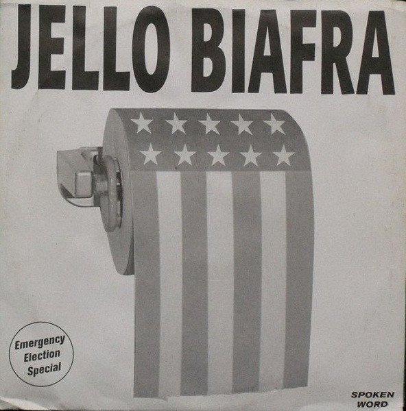Jello Biafra  The Melvins - Emergency Election Special - The Green Wedge