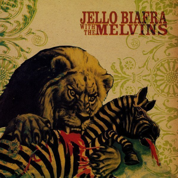 Jello Biafra  The Melvins - Never Breathe What You Can