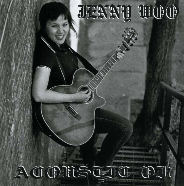 Jenny Woo  Discharger - Acoustic Oi!