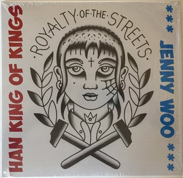Jenny Woo  Discharger - Royalty Of The Streets