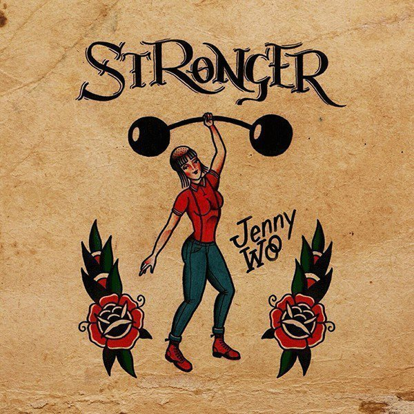 Jenny Woo  Discharger - Stronger