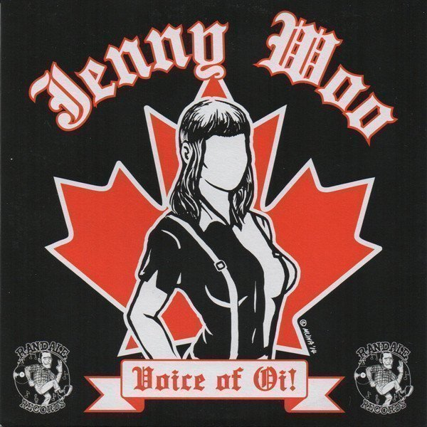 Jenny Woo  Discharger - Voice Of Oi!