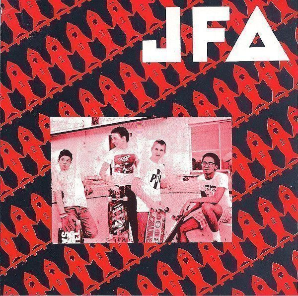 Jfa - Valley Of The Yakes / Blatant Localism