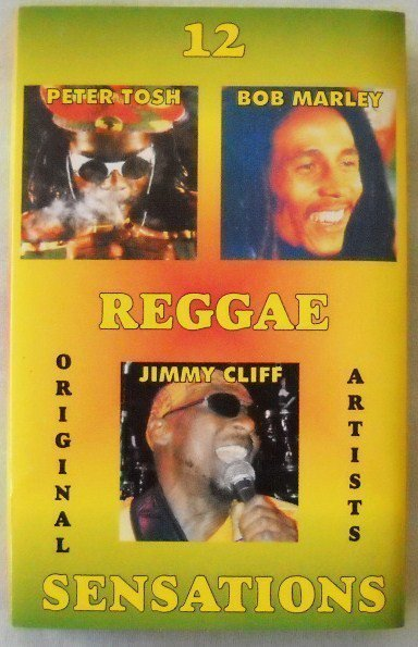 Jimmy Cliff - 12 Reggae Sensations
