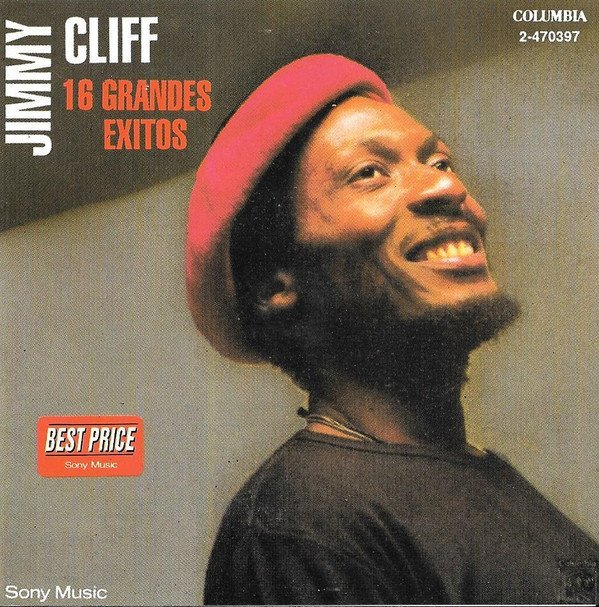 Jimmy Cliff - 16 Grandes Exitos
