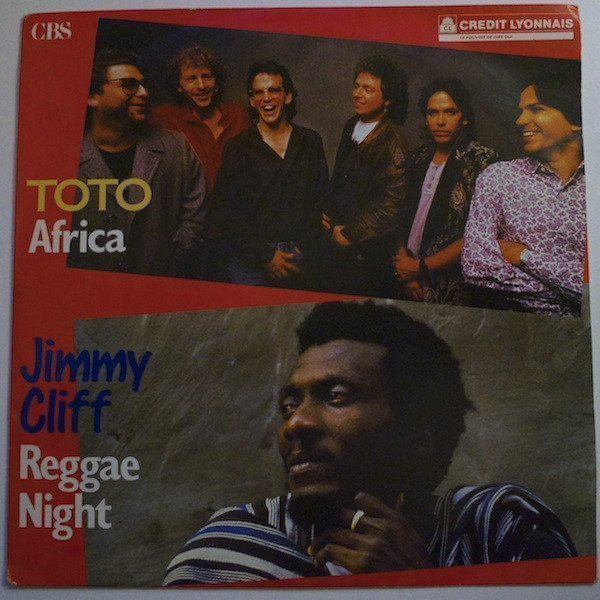 Jimmy Cliff - Africa / Reggae Night