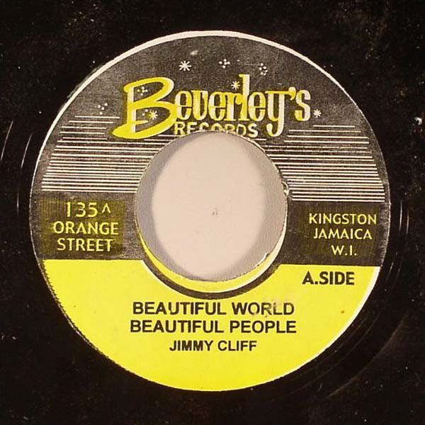 Jimmy Cliff - Beautiful World, Beautiful People